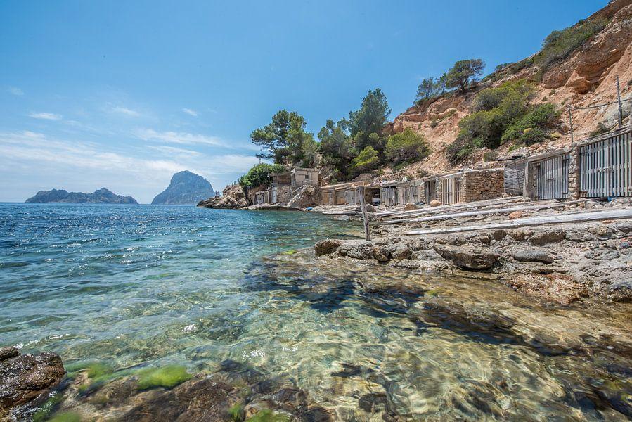 Sunny Ibiza van Celina Dorrestein