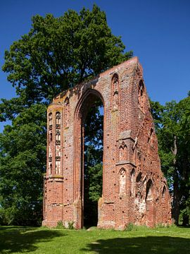Greifswald : Klosterruine Eldena van