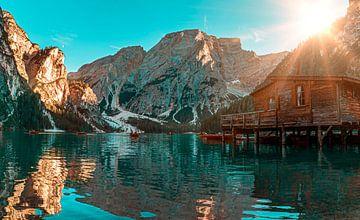 Braies Lake van Thomas Heitz
