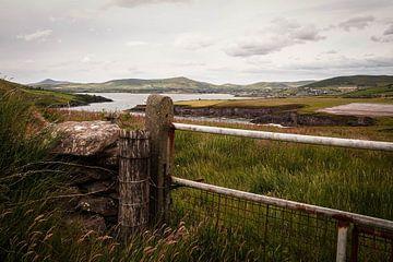 Die Landschaft von Irland. von elma maaskant