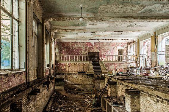 Grand Hotel Regnier van Anjolie Deguelle