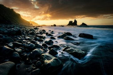 Playa de Benijo von Joris Pannemans - Loris Photography