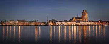 Stadtlandschaft Dordrecht von Frank Herben