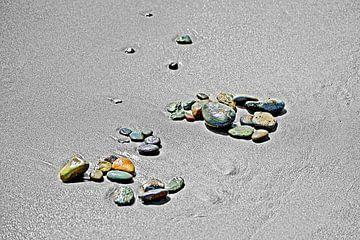 color rocks van John Wieringa