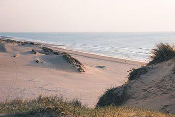 Nederlands strand van Kimberley Jekel
