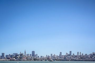 San Francisco von Eric van Nieuwland