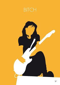 No194 MY Meredith Brooks Minimal Music poster van Chungkong Art