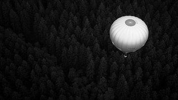 Luchtballon van Björn Jeurgens