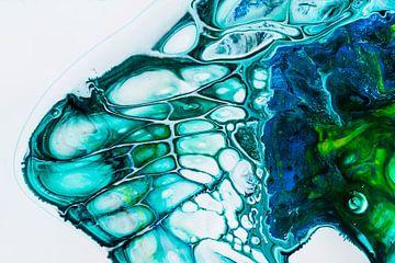 Acryl kunst 2046 van Rob Smit