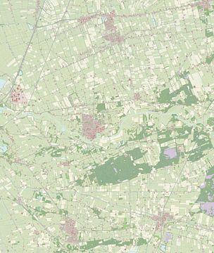 Kaart vanDalfsen