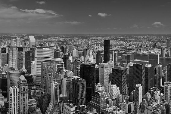 Manhattan (New York City) panorama