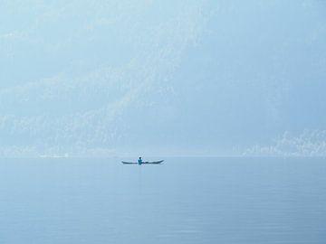 Lonely kanoër van Gerko Slotboom