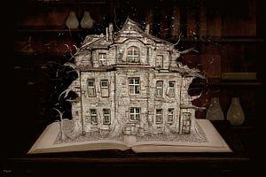 Die Villa erzählt Geschichten aus dem Buch