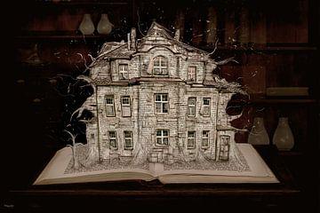 De Villa vertelt verhalen uit het boek van Stefan teddynash