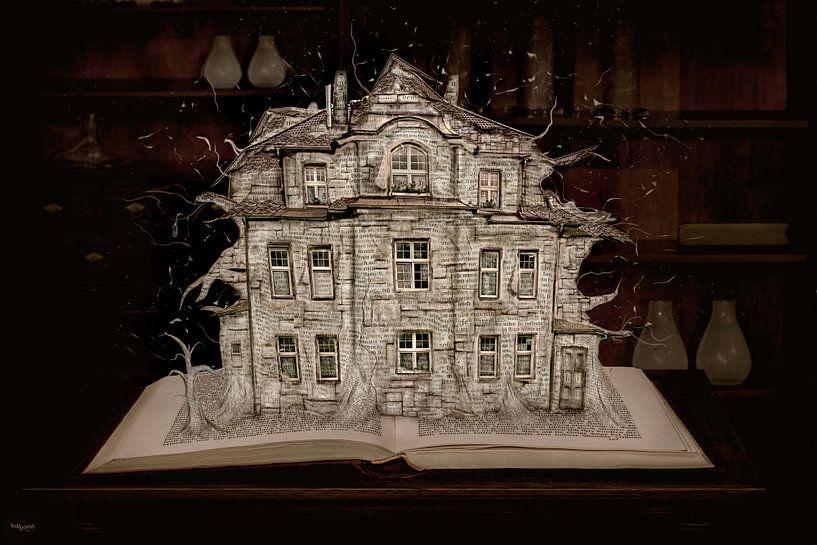 Die Villa erzählt Geschichten aus dem Buch von Stefan teddynash