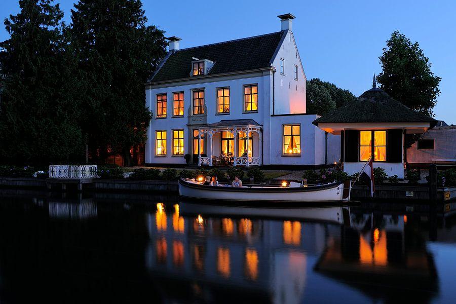 Buitenplaats Vecht en Dam in Breukelen