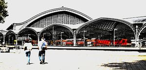 Station Köln van