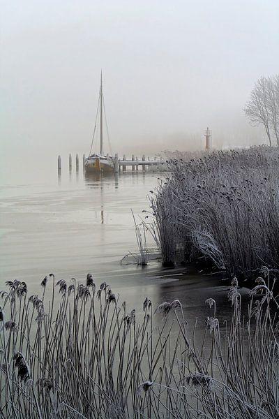 Winter Zoutkamp, Nederland van Peter Bolman