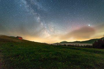 Melkweg van Kurt Hohenbichler