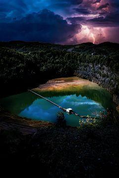 Magische Storm van Dennis Vorberg