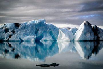 IJsbergen von Sjoerd van der Wal
