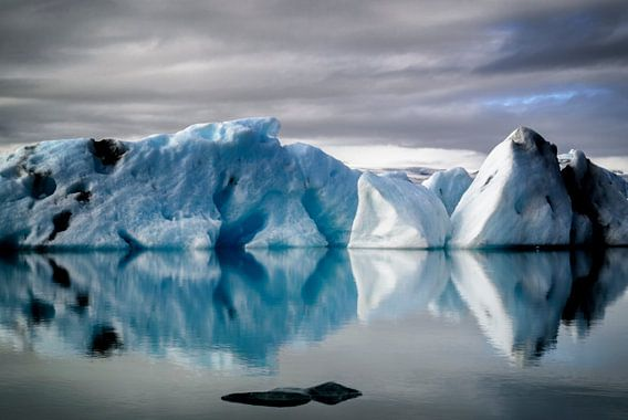 IJsbergen sur Sjoerd van der Wal