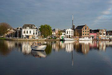 Zicht op Delft van Alice Berkien-van Mil