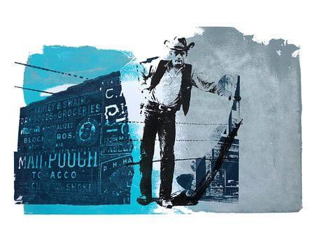 James Dean - Cool Blue van Inge Buddingh