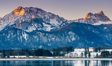 Hopfen am See, Allgäu, Bayern, Deutschland