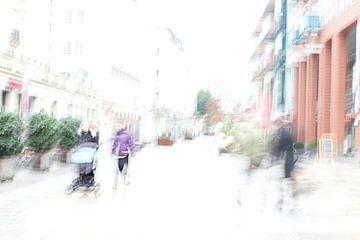 Rosenhof in Chemnitz van Heike Hultsch