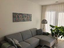 Kundenfoto: Sparkeling People von Atelier Paint-Ing, auf leinwand