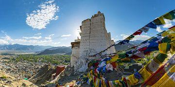 Namgyal Tsemo Gompa Klooster van Walter G. Allgöwer