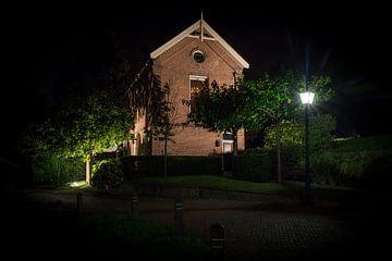 Vestingstadje Nieuwpoort (ZH), Het Veerhuis sur Kees van der Rest