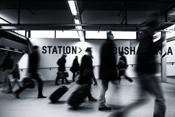 Station > <Bushalte van Thomas van Galen