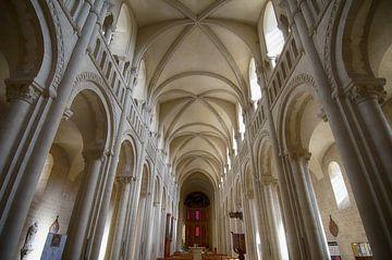 Abteikirche in Caen von Mark Bolijn