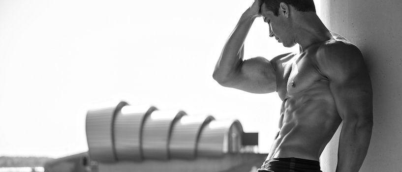 Fitness van Jef de Vries