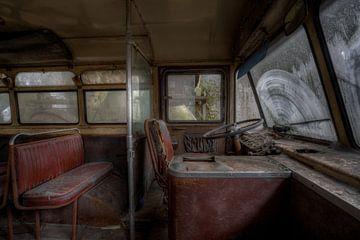 The Schoolbus van Wesley Van Vijfeijken