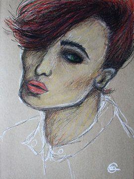 Redhead  van