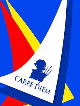 Carpe Diem JM2014op van Johannes Murat