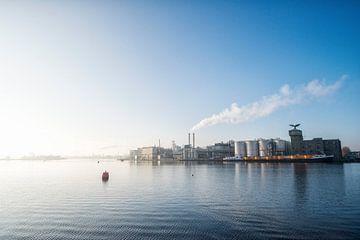 Wormerveer, skyline aan de Zaan van Keesnan Dogger Fotografie