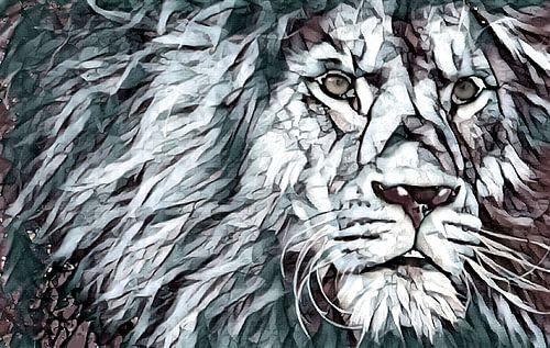 Leeuw, de koning
