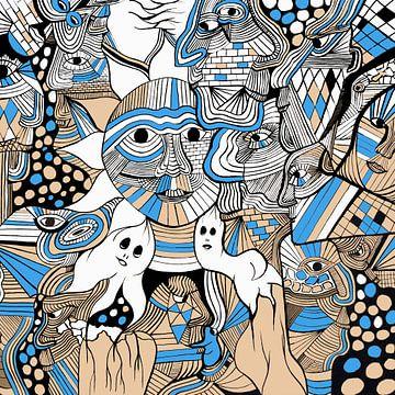 line Figures 2. von Mary Pedersen
