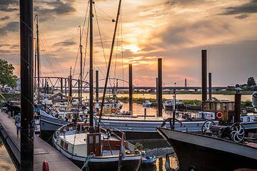 Waalhaven Nijmegen van Monique Pals