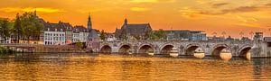 St.Servaos Brögk - Sint Servaas brug, Maastricht
