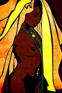 African queen von Sandra Höfer
