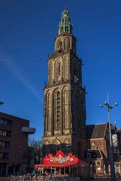 Martinitoren Groningen von Wil de Boer