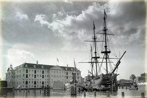 Die Amsterdam in Amsterdam von Jan van der Knaap