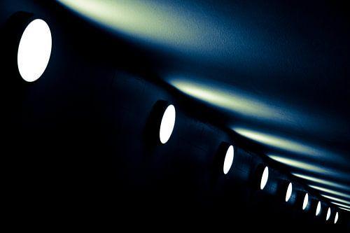 Follow the lights...
