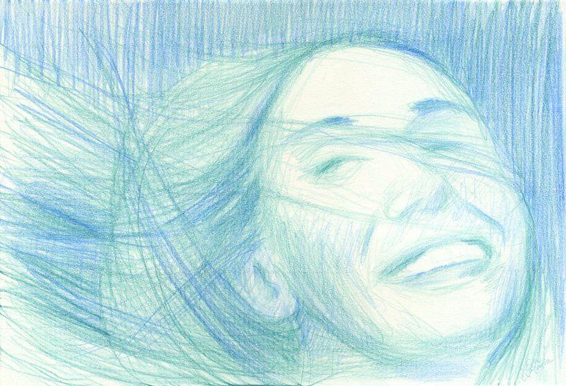 Helemaal blij van ART Eva Maria