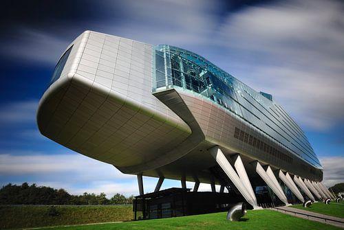 Amsterdam ING gebouw van